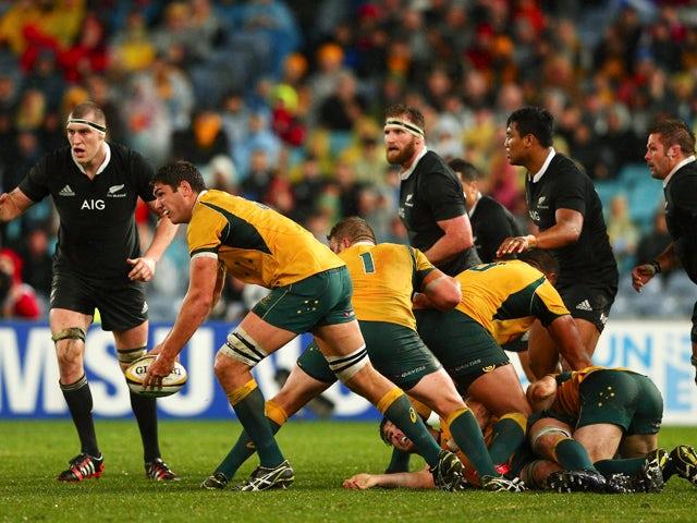 Result: Australia, New Zealand kick to draw