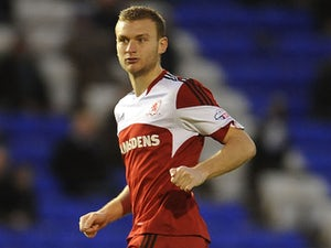 Team News: Middlesbrough without injured Ben Gibson