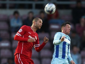 Cardiff survive Coventry fightback
