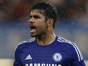 Mourinho: 'Costa won't play in CL'