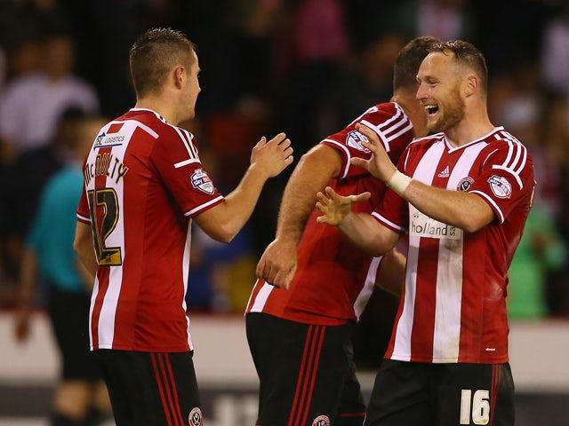 Result: Davies hands Blades all three points