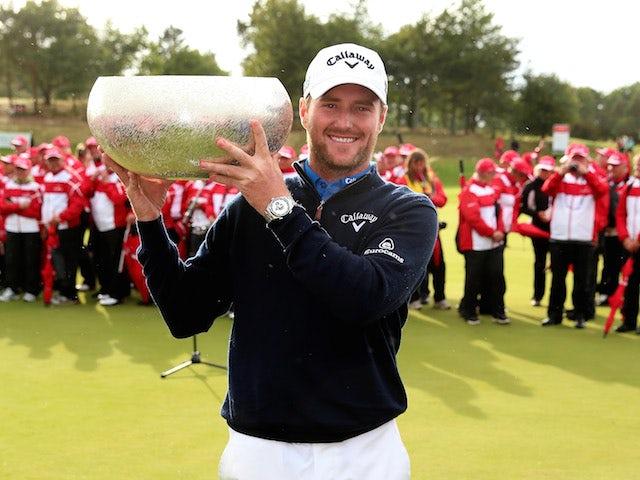 Scotland's Marc Warren triumphs at Austrian Open