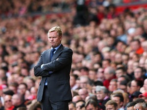 "Koeman ""not afraid"" to give youngsters a chance"
