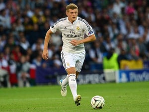 Kroos: 'Right decision to join Madrid'