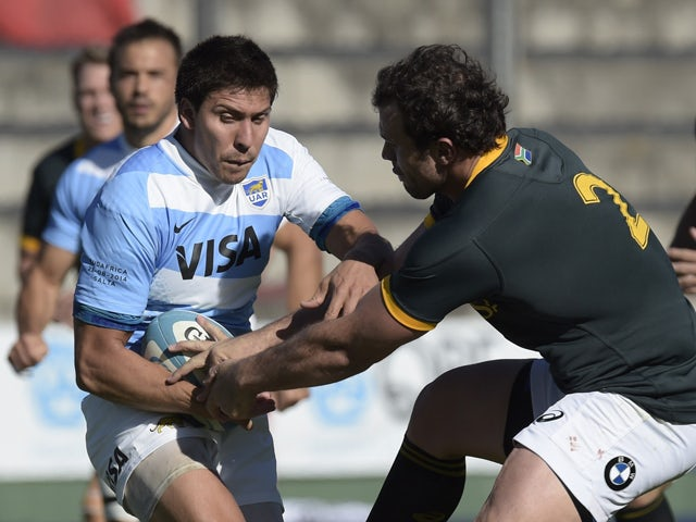 Result: South Africa beat Argentina late on