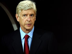 Wenger expecting