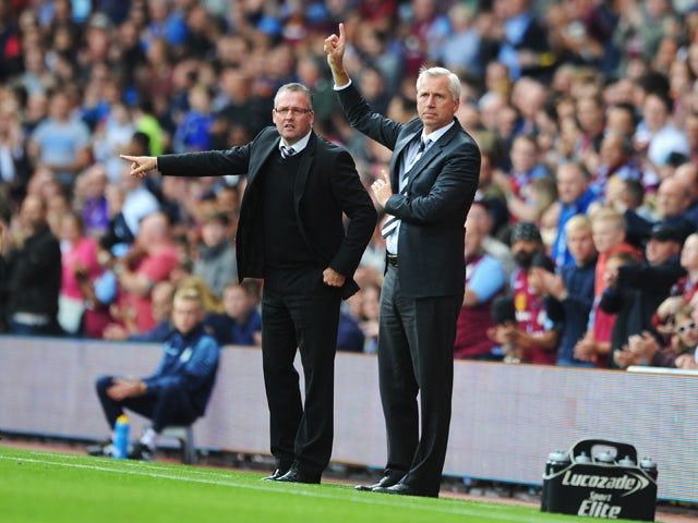 Result: Villa, Newcastle play out goalless draw