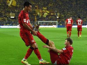 Team News: No changes for Leverkusen