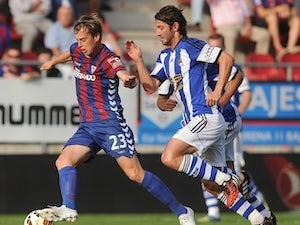 Eibar off and running in La Liga