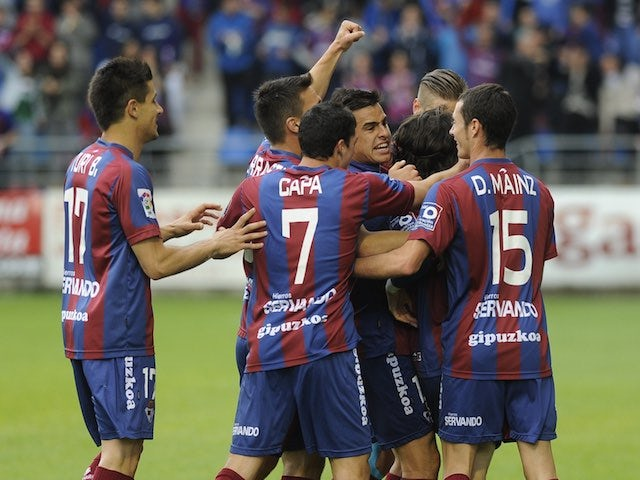 Result: Eibar secure comfortable win over Bilbao