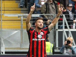 First-half blitz earns win for Frankfurt