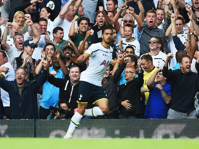 Result: Spurs thump QPR