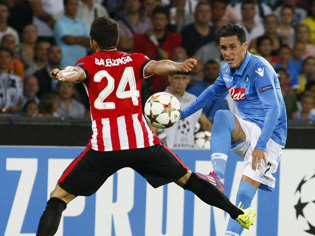 Result: Athletic Bilbao hold Napoli to first-leg draw in