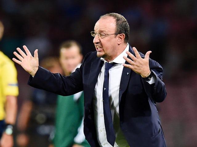 Result: Napoli held by Parma