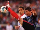 Granada midfielder Piti in action on April 20, 2014