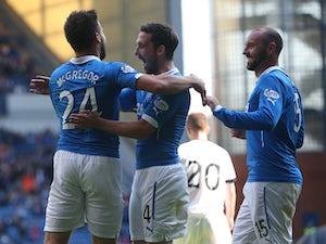 Scottish Championship Roundup: Rangers rout heats Hearts pressure