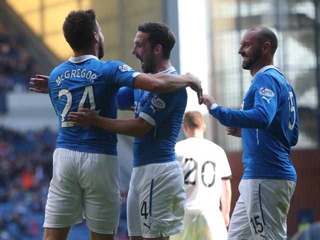 Result: Rangers ease past Ayr United