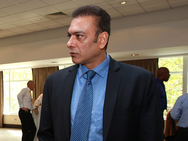 Ravi Shastri intends to stand down after an India Twenty 20 World Cup win