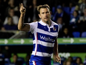 Early Cox goal gives Reading lead