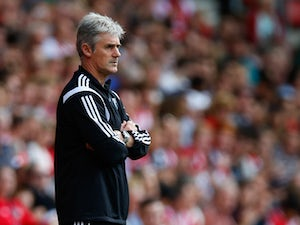 West Brom sack Alan Irvine