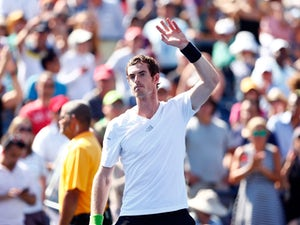 "Murray ""not particularly comfortable"" in opening win"