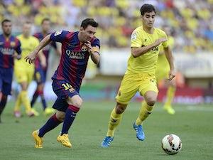 Match Analysis: Villarreal 0-1 Barcelona