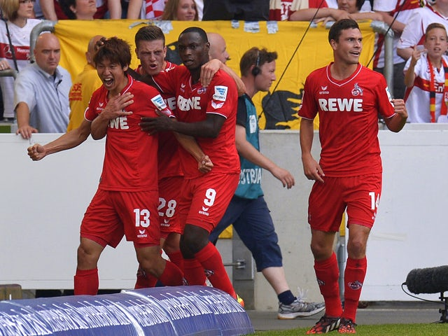 Result: Koln edge Hoffenheim in thriller