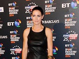 Kirsty Gallacher attends the BT Sport Industry Awards at Battersea Evolution on May 8, 2014