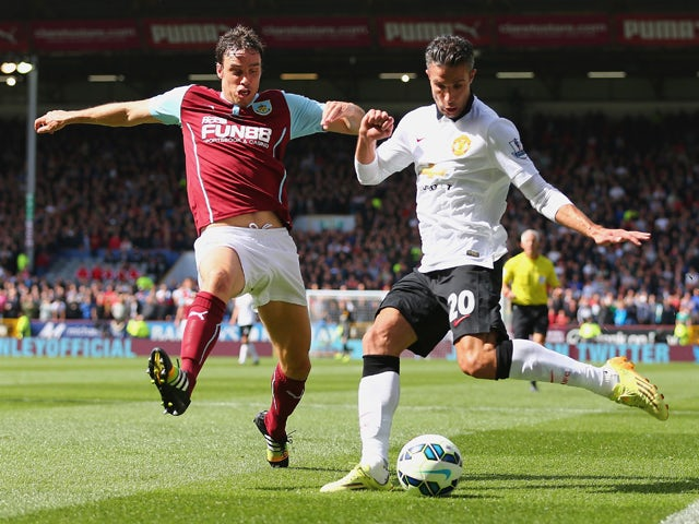Result: Man Utd still without win after Burnley draw