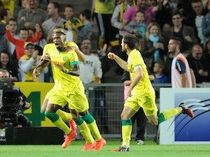 Gakpe gives Nantes narrow home win