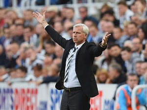 """Pardew: Team has """"pace and exuberance"""""""