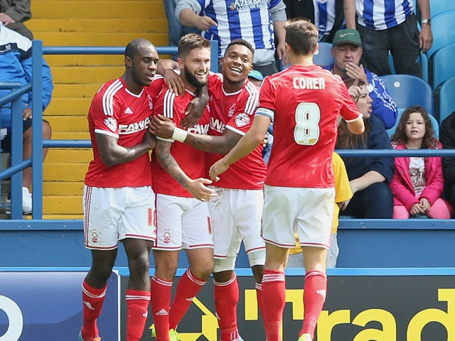Result: Forest hit four past 10-man Bolton