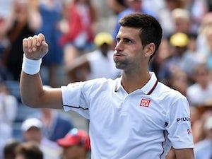 Djokovic through to Shanghai semis
