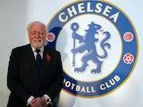 Richard Attenborough at Chelsea FC in 2004