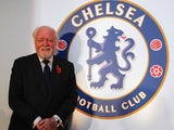 Richard Attenborough at Chelsea FC in 2004