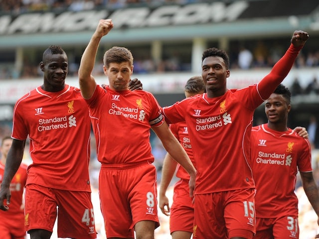 Result: Liverpool ease past Spurs