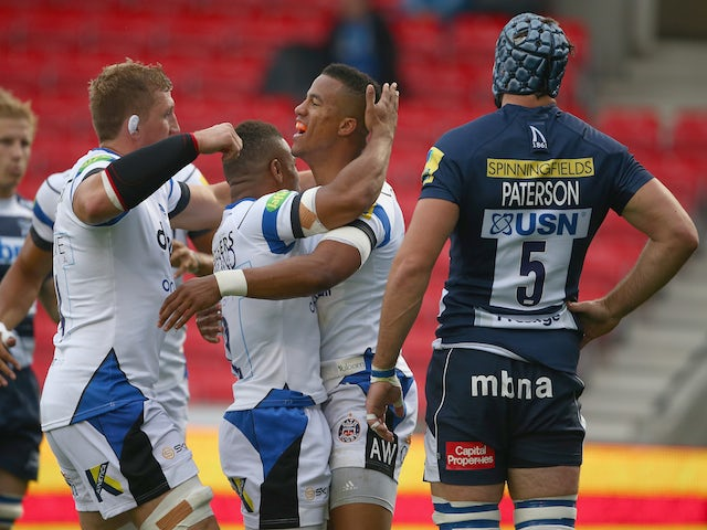 Result: Bath come from behind to beat Sale