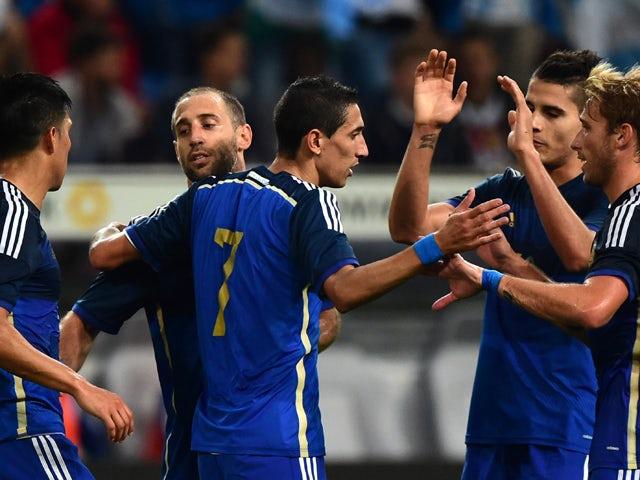 Result: Argentina battle past Ecuador