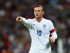 Rooney to celebrate England milestone with sons