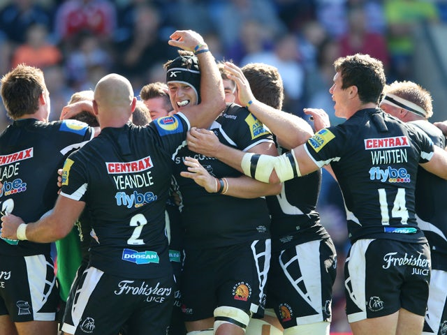 Result: Exeter Chiefs thrash London Welsh