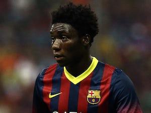 Dongou joins Zaragoza from Barcelona