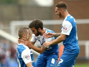 Maddison double secures Peterborough win
