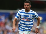 Mauricio Isla of Queens Park Rangers in action during the Barclays Premier League match between Queens Park Rangers and Sunderland at Loftus Road on August 30, 2014