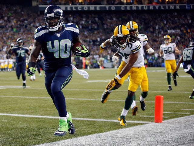 Result: Seahawks ease past Packers in opener