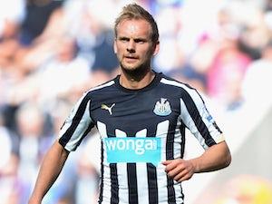 De Jong to return to Newcastle training