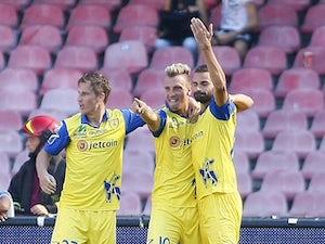 Napoli stunned by Chievo
