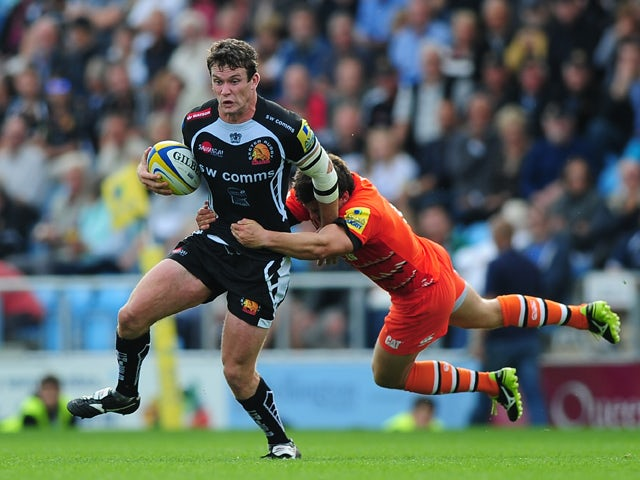 Result: Leicester fight back to beat Exeter