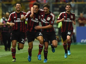 Milan edge nine-goal thriller with Parma