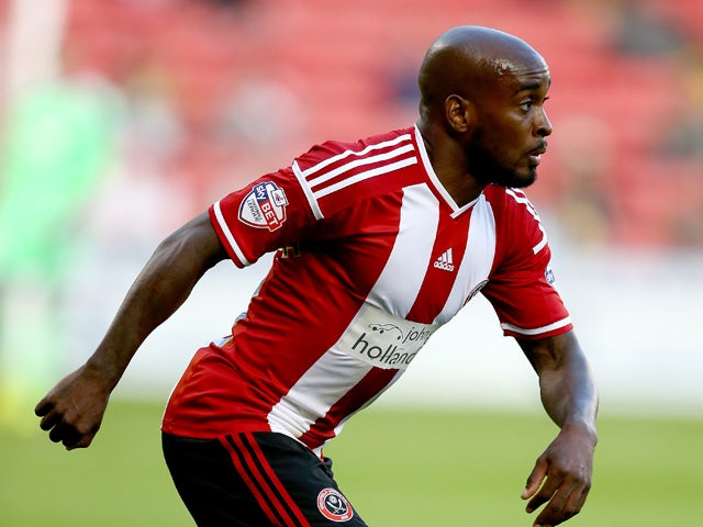 Result: Campbell-Ryce earns point for Blades