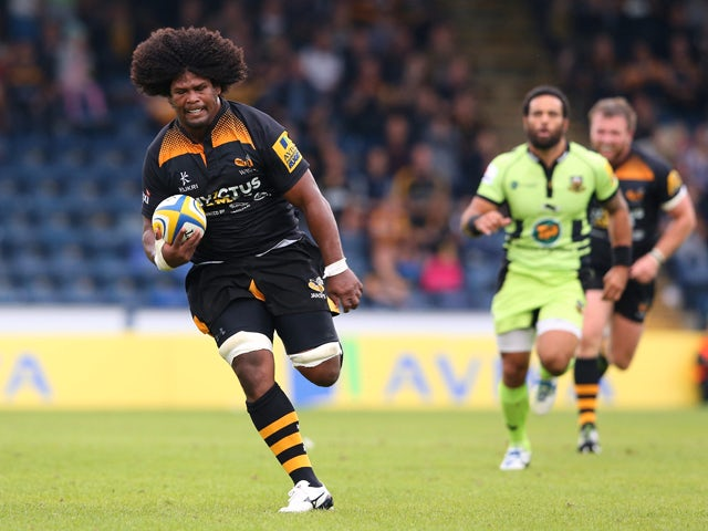 Result: Wasps stun Saints